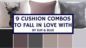 9 Cushion Combos to Fall in Love With