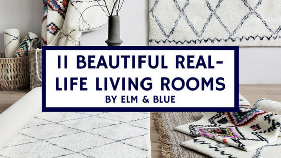 11 Beautiful Real-Life Living Rooms