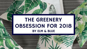 The Greenery Obsession for 2018