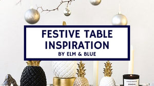 Festive Table Inspiration