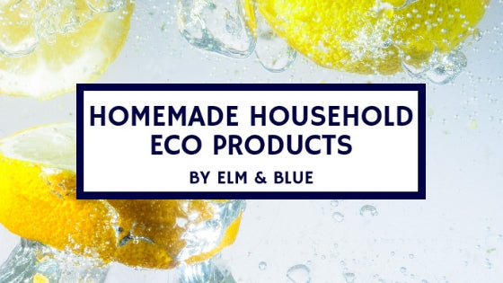 Homemade Household Eco Products