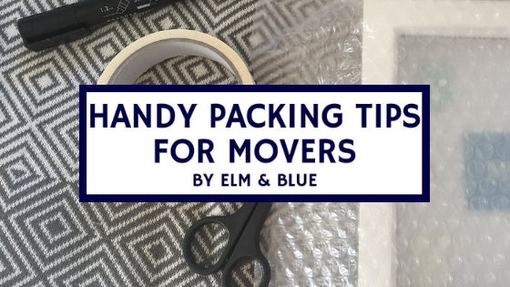 Handy Packing Tips For Movers