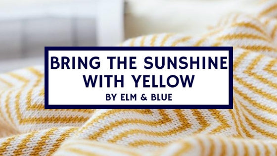 Bring The Sunshine With Yellow