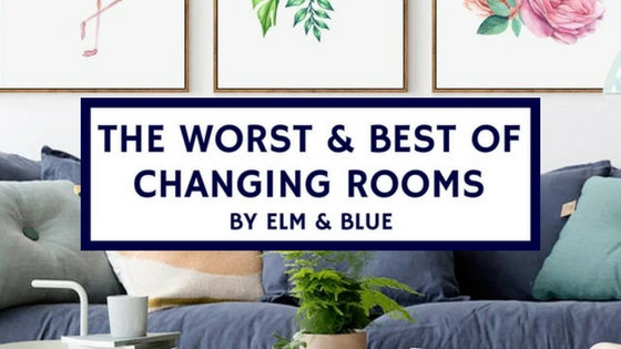 The Worst & Best of Changing Rooms