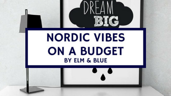 nordic vibes on a budget decoration inspiration ideas living style life home decor design paint Scandinavian saving money