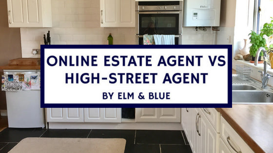 Online estate agent high street selling home moving buying ideas pros cons best decision money