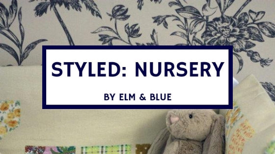 styled nursery kids parenting neutral decor decoration styling ideas inspiration inspo surprise gender reveal bedroom cot bed cushion teddies blanket material