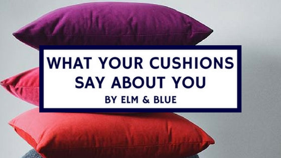 WHAT YOUR CUSHIONS SAY ABOUT YOU INTERIOR DESIGN HOME DECOR IDEAS
