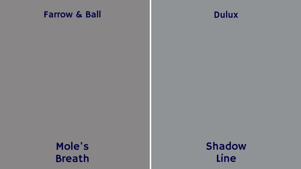 farrow and ball dulux grey paint tone