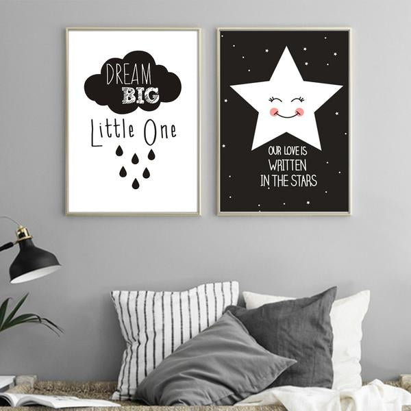 superhero quote canvas design decor inspiration ideas boys bedroom room bed the best