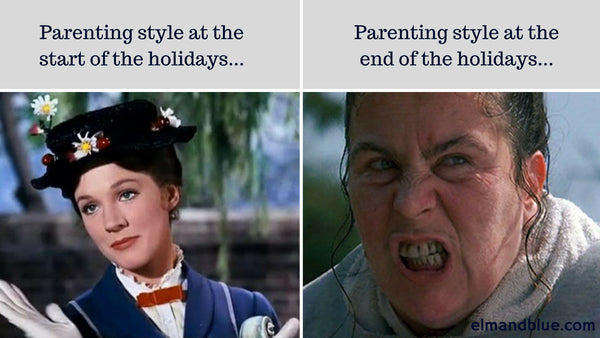 summer holidays activities ideas fun kids children parenting style start end Mary Poppins mrs trunchbull your home surviving guide
