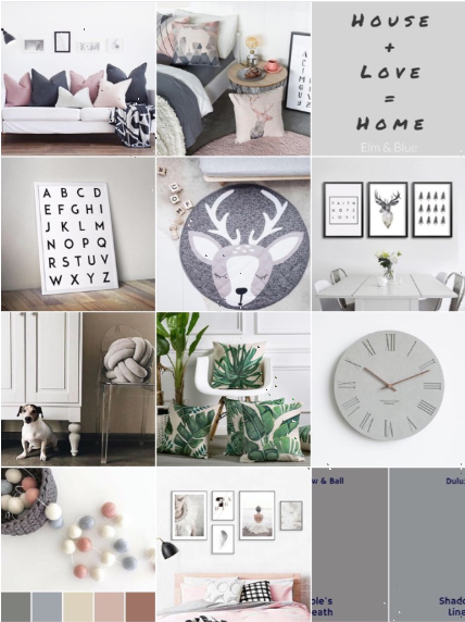 elm and blue instagram accounts to follow home accessories decor nordic Scandinavian