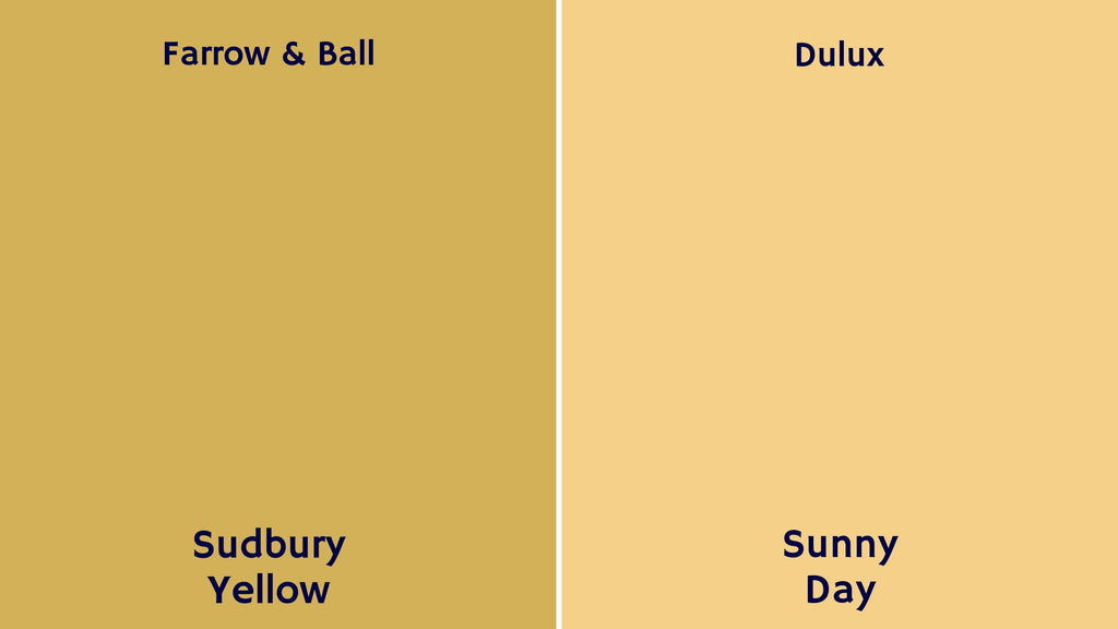 farrow & ball deluxe paint colours