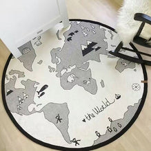 World Play Mat, Rug, Nordic Home Accessories, Elm & Blue, Style Life Home