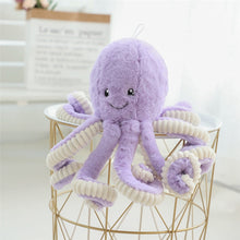 Octopus Soft Toy, Toy, Nordic Home Accessories, Elm & Blue, Style Life Home