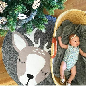 Animal Play Mats, Toy, Nordic Home Accessories, Elm & Blue, Style Life Home
