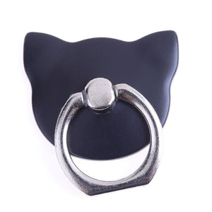 Cat Ring Phone Holder, Device Accessory, Nordic Home Accessories, Elm & Blue, Style Life Home