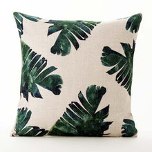 Tropical Print Cushion Covers, Cushion, Nordic Home Accessories, Elm & Blue, Style Life Home