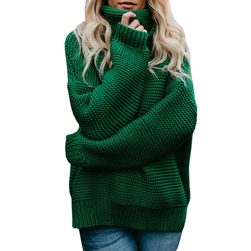 Coarse Knit Jumper, Clothing, Nordic Home Accessories, Elm & Blue, Style Life Home