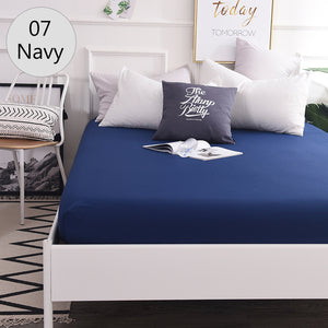 Luxury Fitted Sheet 1, Bedding, Nordic Home Accessories, Elm & Blue, Style Life Home