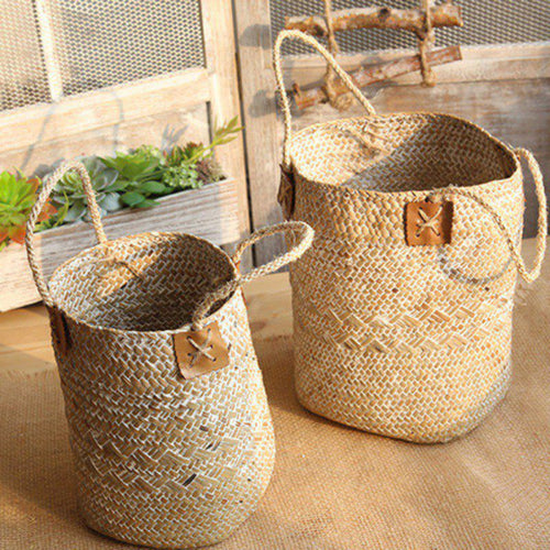 Natural Woven Storage, Storage, Nordic Home Accessories, Elm & Blue, Style Life Home