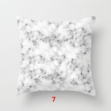 Marble Pattern Cushion Cover, Cushion, Nordic Home Accessories, Elm & Blue, Style Life Home