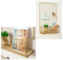 Nordic Style Gold Rack, Storage, Nordic Home Accessories, Elm & Blue, Style Life Home