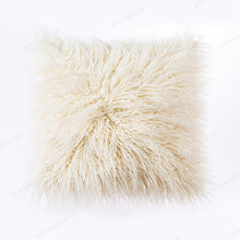 Faux Fur Cushion Cover, Cushion, Nordic Home Accessories, Elm & Blue, Style Life Home