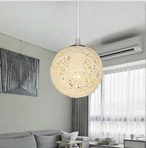 Bamboo Light Ball, Light, Nordic Home Accessories, Elm & Blue, Style Life Home