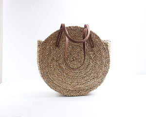 Moroccan Basket Bag, Holiday, Nordic Home Accessories, Elm & Blue, Style Life Home