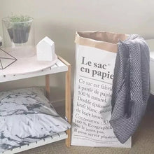 Paper Storage Bags, Storage, Nordic Home Accessories, Elm & Blue, Style Life Home