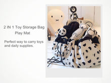 Storage Bag Play Mat, Toy, Nordic Home Accessories, Elm & Blue, Style Life Home