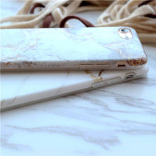 Marble iPhone Cover, Phone Case, Nordic Home Accessories, Elm & Blue, Style Life Home
