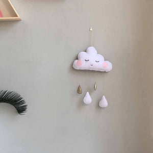 Nordic Rain Cloud, Toy, Nordic Home Accessories, Elm & Blue, Style Life Home