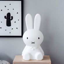 Miffy Rabbit Night Light, Toy, Nordic Home Accessories, Elm & Blue, Style Life Home