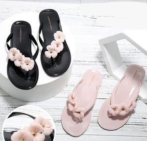 Flower Flip Flops, Shoes, Nordic Home Accessories, Elm & Blue, Style Life Home