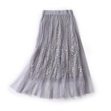 Tulle Pleated Skirt, Clothing, Nordic Home Accessories, Elm & Blue, Style Life Home