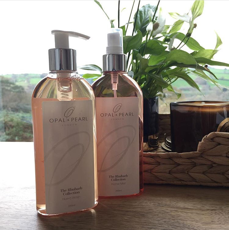 Hand Wash & Home Mist, Opal & Pearl London, Nordic Home Accessories, Elm & Blue, Style Life Home