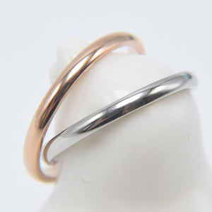 Titanium Band Ring, Jewellery, Nordic Home Accessories, Elm & Blue, Style Life Home