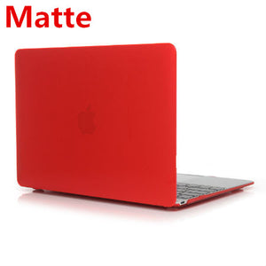 Matte Hard Macbook Cover 1, Device Cover, Nordic Home Accessories, Elm & Blue, Style Life Home