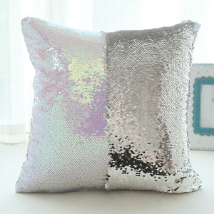 Mermaid Sequin Cushion Cover, Cushion, Nordic Home Accessories, Elm & Blue, Style Life Home