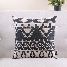 Bold Pattern Cushion Covers, Cushion, Nordic Home Accessories, Elm & Blue, Style Life Home