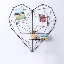 Heart Hanging Rack, Storage, Nordic Home Accessories, Elm & Blue, Style Life Home