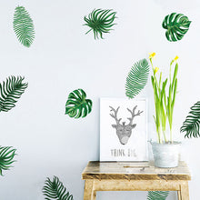 Leaves Wall Stickers, Wall Sticker, Nordic Home Accessories, Elm & Blue, Style Life Home