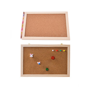 Office Cork Board, Stationery, Nordic Home Accessories, Elm & Blue, Style Life Home