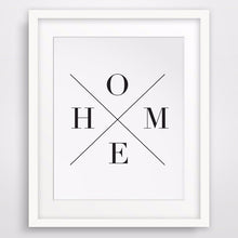 Simple Canvas Art, Wall Art, Nordic Home Accessories, Elm & Blue, Style Life Home
