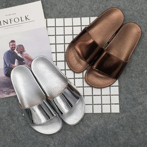 Metallic Slip Ons, Shoes, Nordic Home Accessories, Elm & Blue, Style Life Home