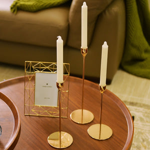 Rose & Gold Candle Holders, Candle Holder, Nordic Home Accessories, Elm & Blue, Style Life Home