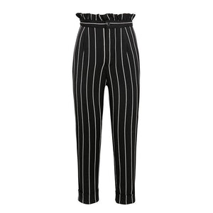 Striped Trousers, Clothing, Nordic Home Accessories, Elm & Blue, Style Life Home