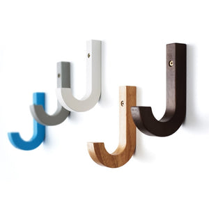 Simple Modern Wall Hook, Storage, Nordic Home Accessories, Elm & Blue, Style Life Home